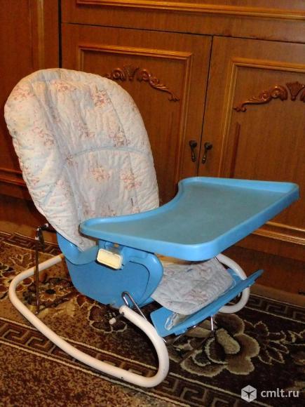 Кресло для кормления ребенка. Фото 1.