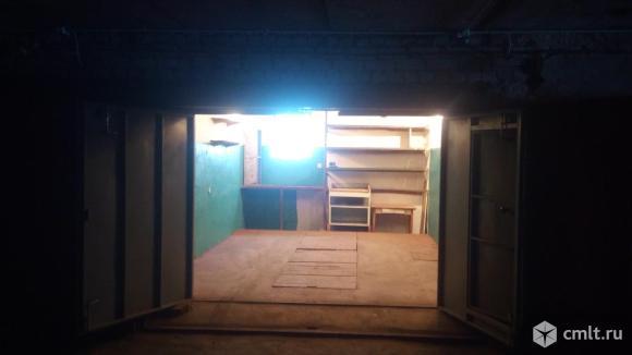 Патриотов пр., №35, Новатор ГСК: капитальный гараж 6х4 м. Фото 1.
