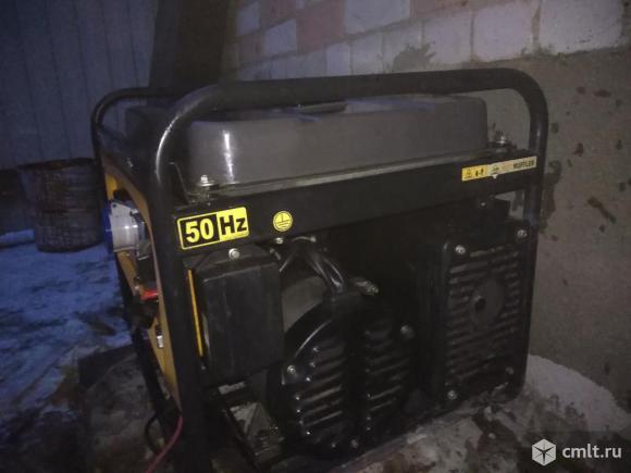 Kipor kge6500e. Фото 1.