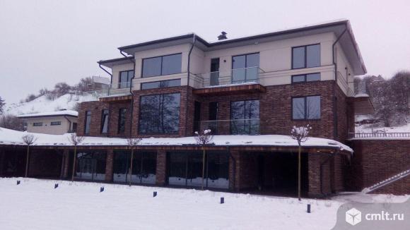Домов индивидуальных жилых строительство. Фото 1.