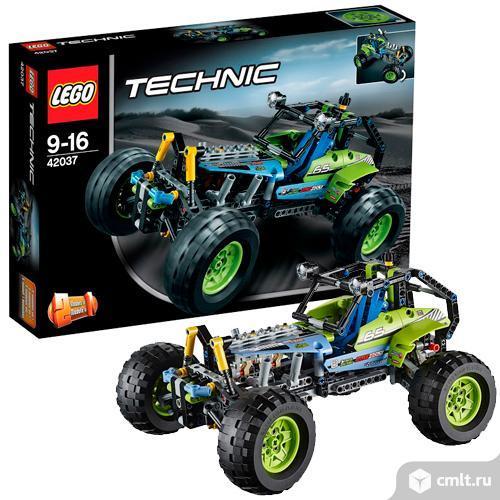 LEGO Technic 42037 Внедорожник Конструктор