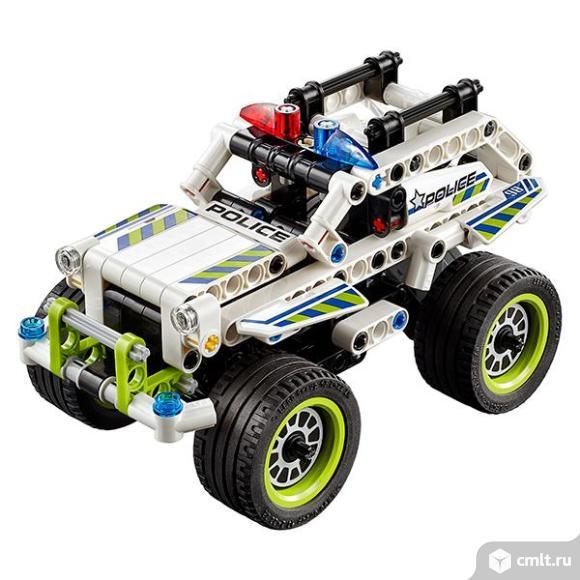 Лего Техник 42047 Полицейский патруль