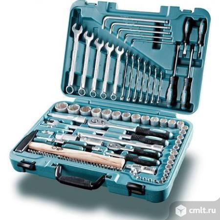 К 101 универсальный набор инструмента hyundai 101 предмет. Фото 1.