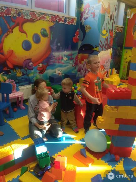 Детская игровая комната. Фото 1.