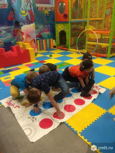 Детская игровая комната. Фото 2.