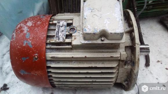 Электродвигатели. Фото 1.
