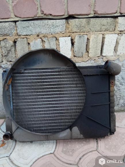 Радиатор газель. Фото 1.