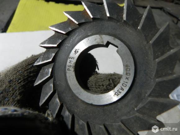 Фрезы по металлу. Фото 1.