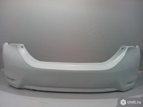 Бампер задний TOYOTA COROLLA E180 13- б/у 5215902999 3*. Фото 1.