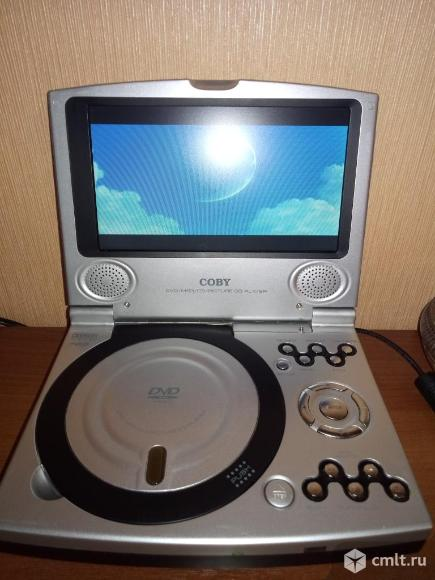 Проигрыватель Coby tf dvd 7100
