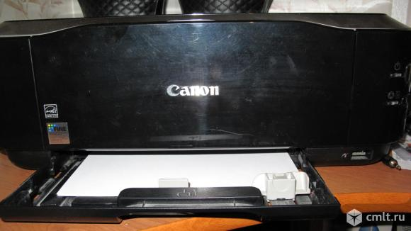 Принтер фотопринтер Canon