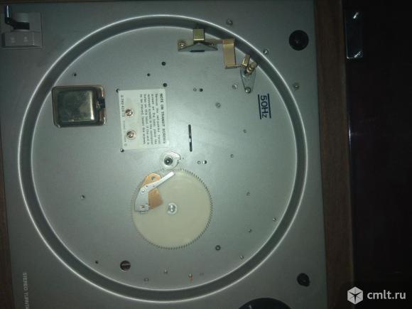 Фирменный пассик для проигрывателя винила Sony PS-1350. Фото 2.