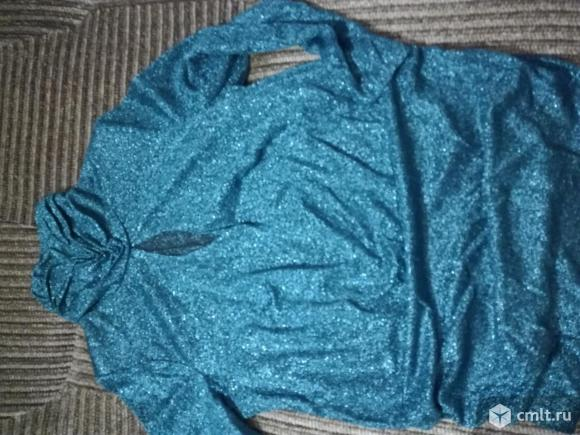 Продам блузу-тунику вечернюю