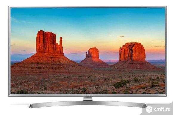 """Новый, UHD, HDR Smart, Wi-Fi, 4k 50"""" (127 см) телевизор LED LG 50UK6710. Фото 1."""