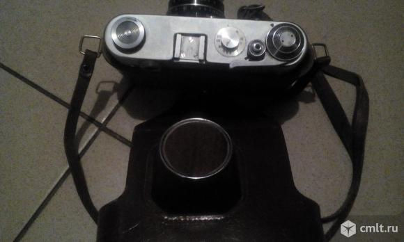 Фотоаппарат пленочный ФЭД-3. Фото 3.