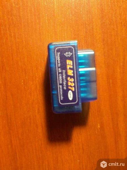 Obd2 elm327 v2.1 mini Диагностический адаптер. Фото 1.
