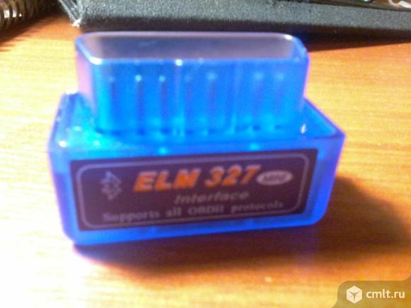 Obd2 elm327 v2.1 mini Диагностический адаптер. Фото 2.