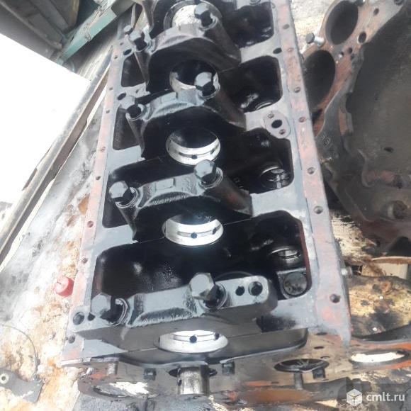 Блок двигателя д 245,д 240. Фото 1.