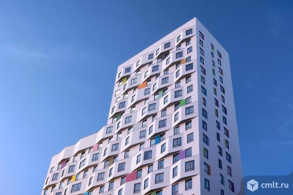 1-комнатная квартира 36,31 кв.м. Фото 20.