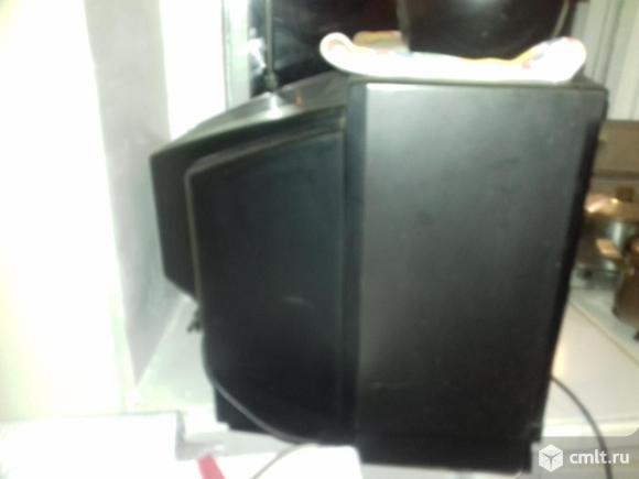 Телевизор кинескопный цв. орион