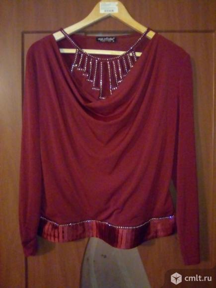 Блузка к Новому году