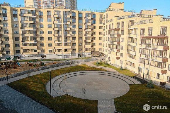 3-комнатная квартира 97 кв.м. Фото 1.