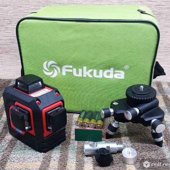 Лазерный уровень Fukuda 3D green