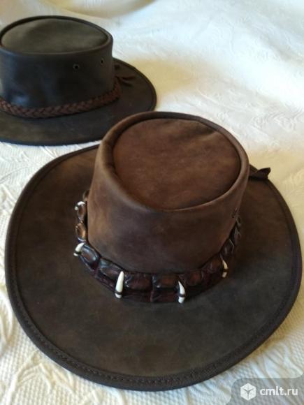 Австралийская кожаная шляпа. Фото 1.