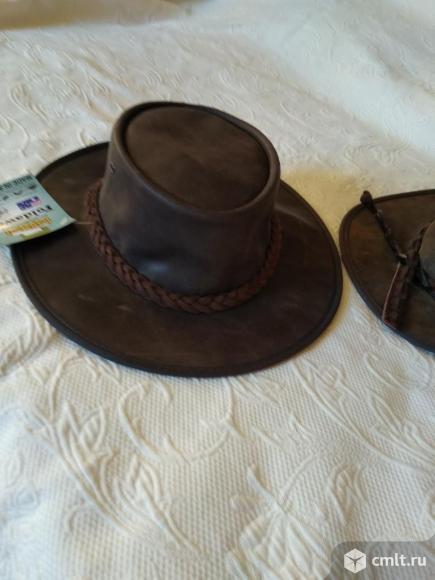 Австралийская кожаная шляпа. Фото 2.