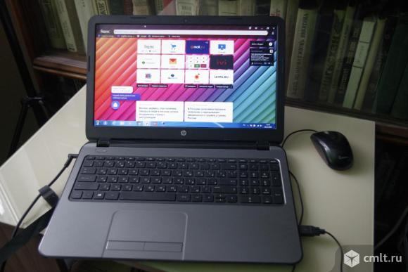 Ноутбук HP AMD E1-2100