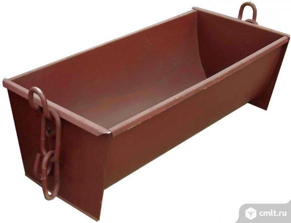 Ящик каменщика ЯК-0.25 гирлянда. Фото 1.