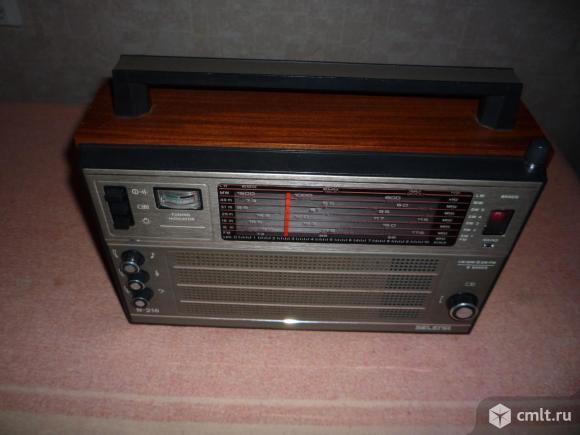 Радиоприемник Селена В 216