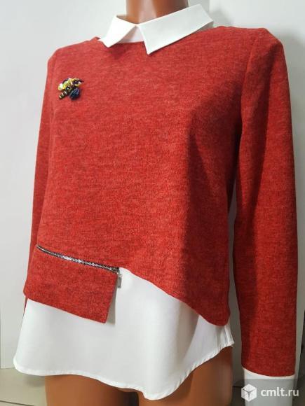 Продам комплект блузка и джемпер ,прозводства Польша