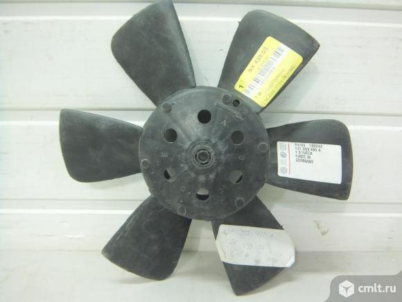 Крыльчатка вентилятора VW GOLF II 83-91 JETTA 83-92. Фото 1.
