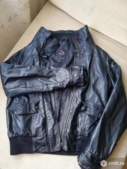 Куртка кожзам