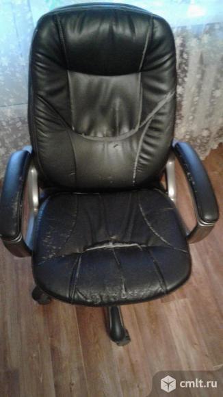Кресло руководителя, б/у