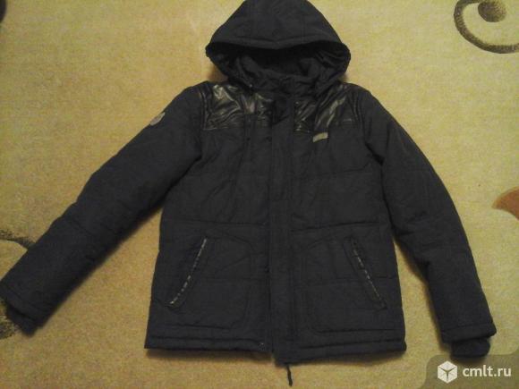 Куртка зимняя новая на мальчика 12-13 лет