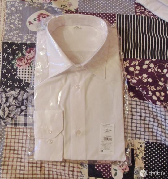 Рубашки мужские новые. Фото 1.