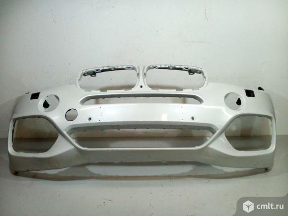 Бампер передний под парк. и омыв. BMW X5 F15 M PERFORMANCE 13- M-пакет б/у 51118062496 3*. Фото 1.