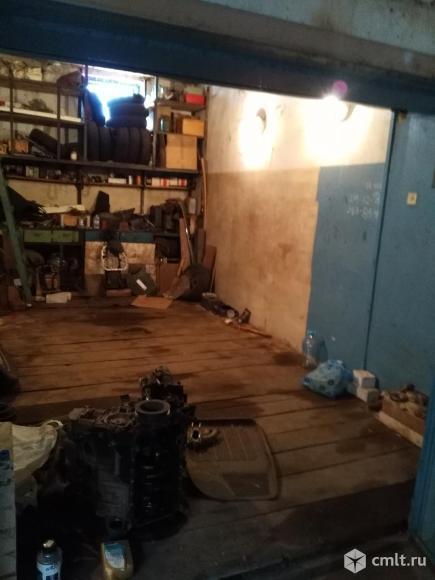 Капитальный гараж 18 кв. м Чайка. Фото 1.