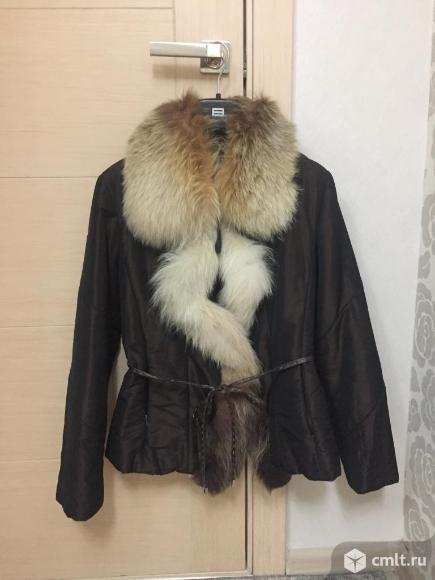 Продам куртку женскую. Фото 1.