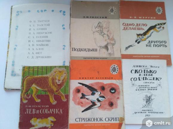 Книги для учеников начальной школы