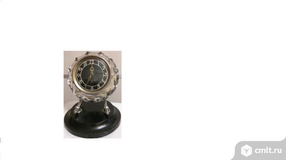 Часы Кристалл. Фото 1.