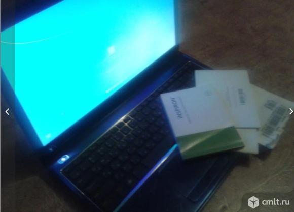 Отличный ноутбук для дома работы игровой супер новый