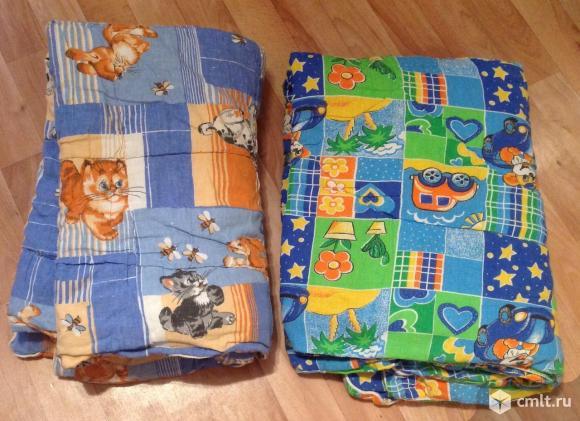Одеяла. Фото 1.