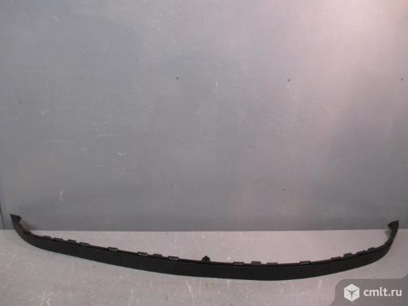 Спойлер бампера переднего KIA SOUL 13- новый. Фото 1.