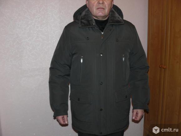 "Куртка мужская ""осень-зима"". Фото 1."