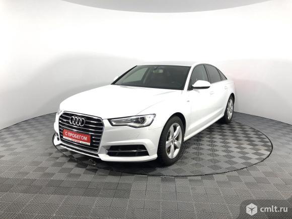 Audi A6 - 2014 г. в.. Фото 1.