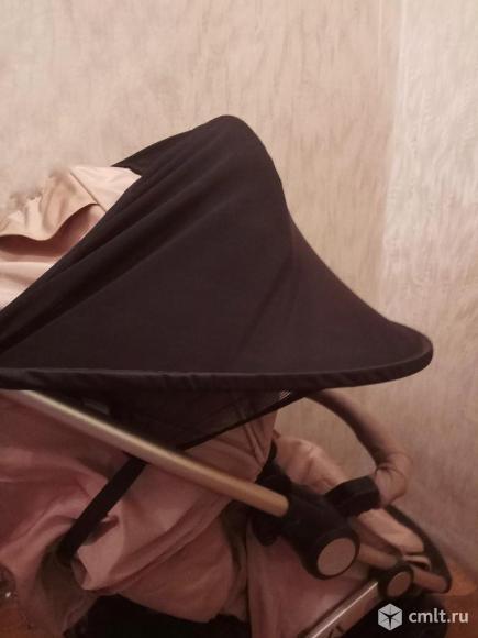 Солнцезащитный козырек на коляску. Фото 3.