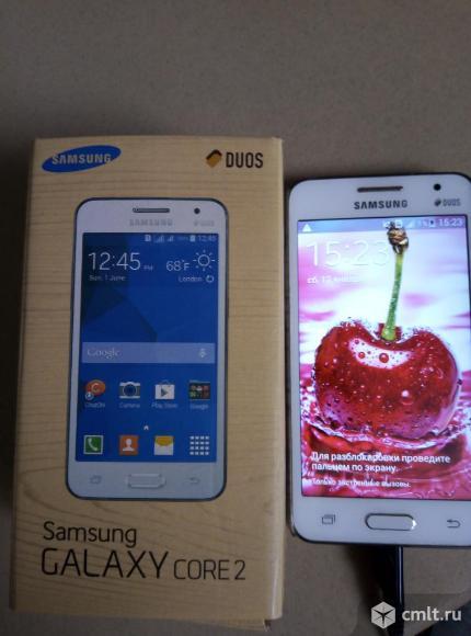 Смартфон Samsung Galaxy core 2 G-355H